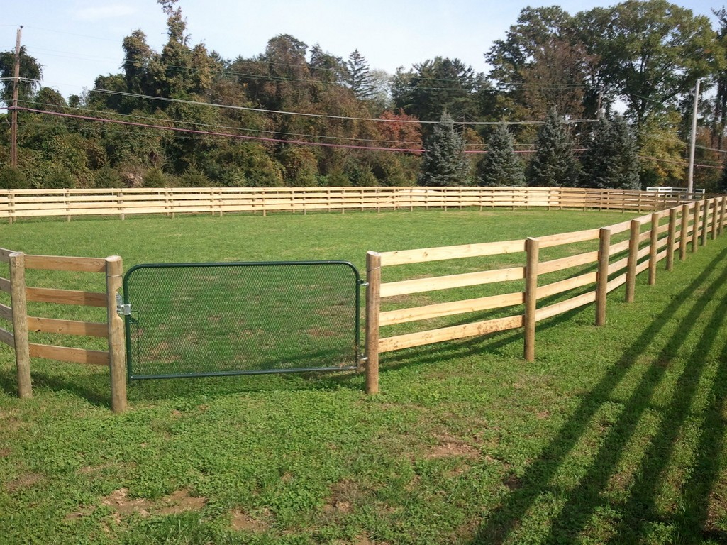 Horse Fencing Fence Installation Red Fox Fence Inc
