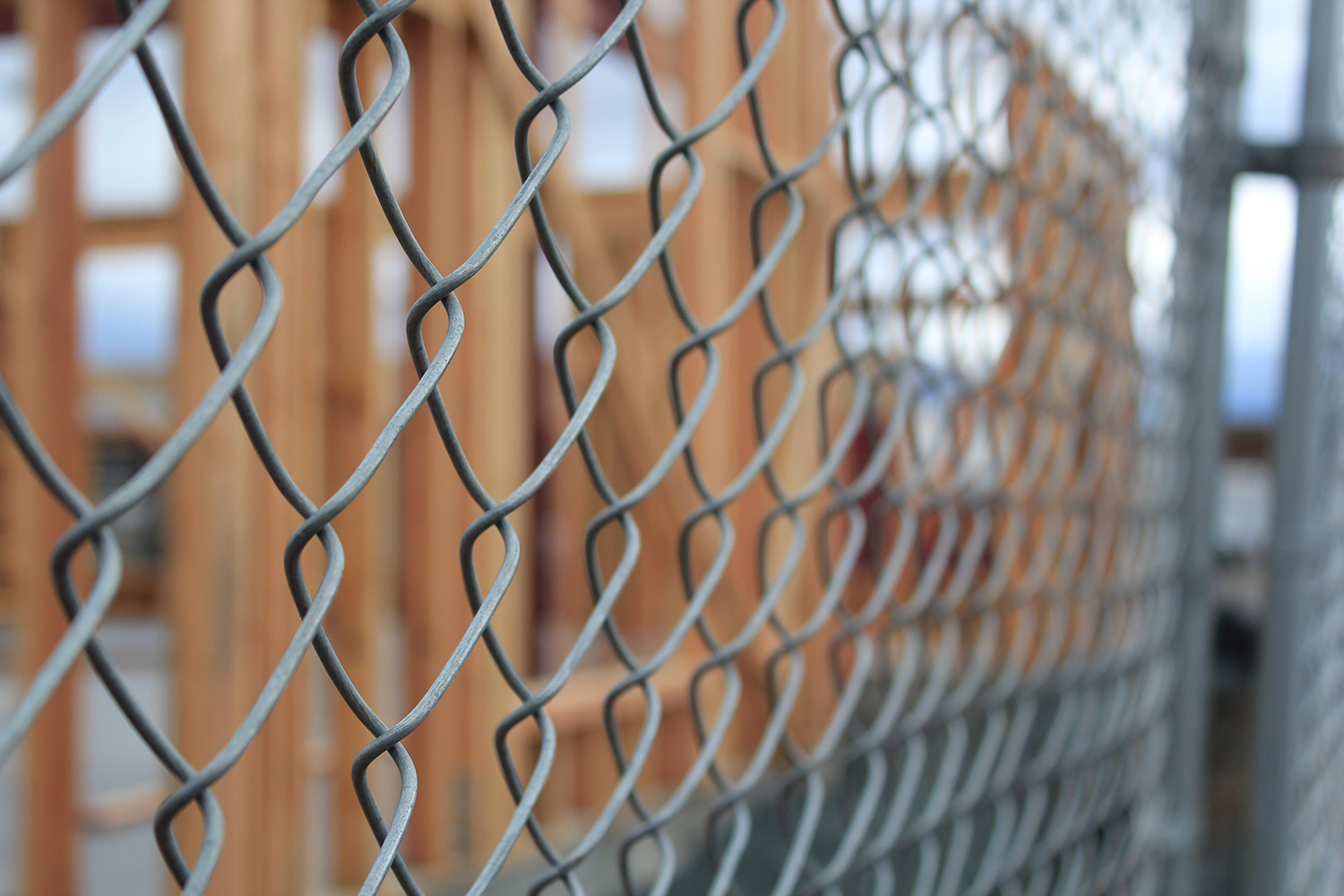 Red Fox Fence chain link fence