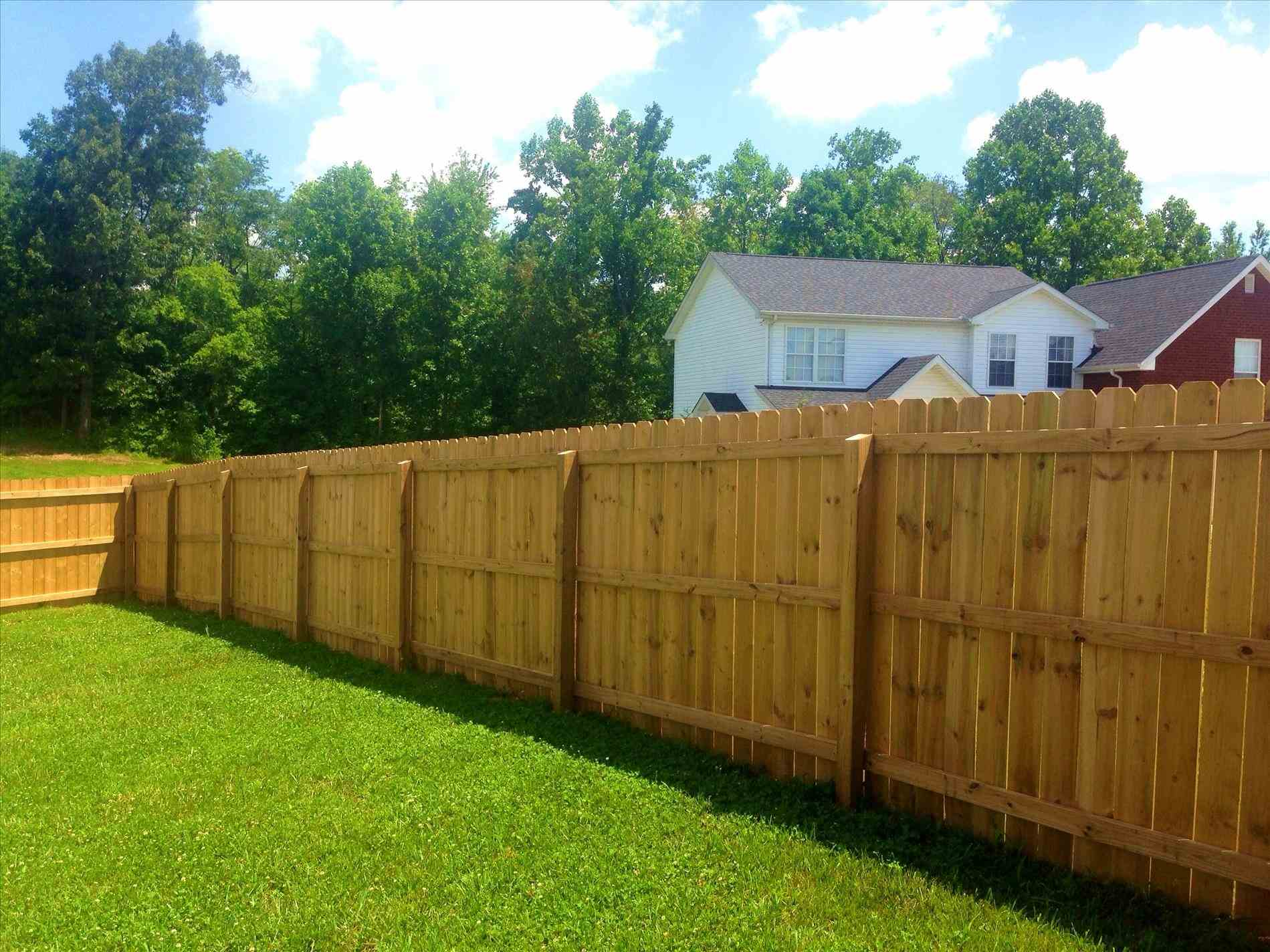 Wood Fencing In Ny Nj Amp Ct Fence Installation Red