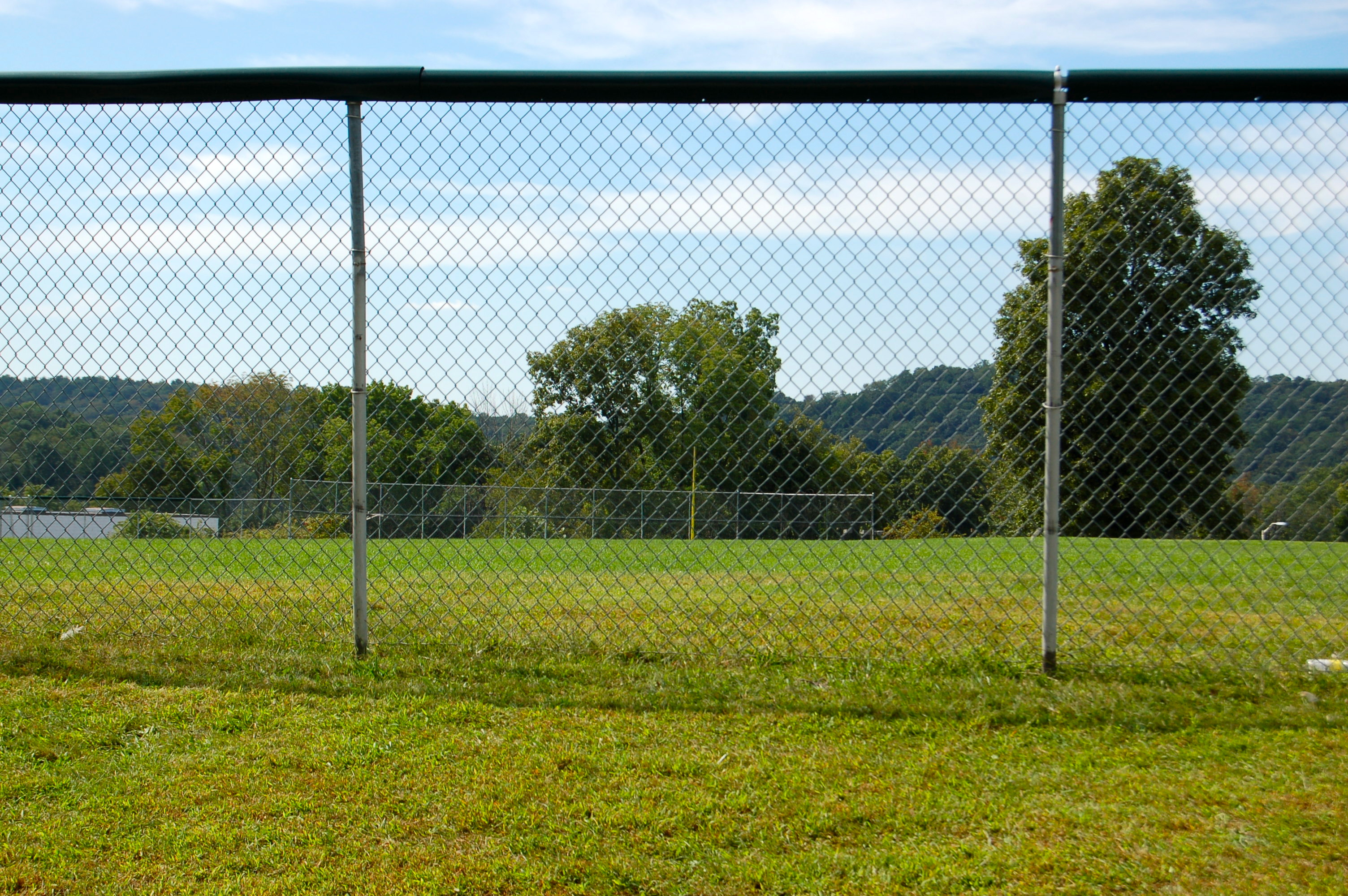 Red Fox Fence chain link fencing
